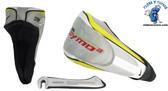 Nike SQ Dymo 2, STR8-FIT Driver Headcover