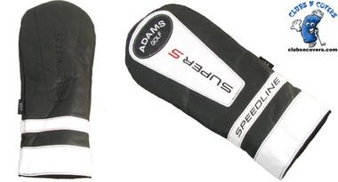 Adams Speedline Super S Driver Headcover