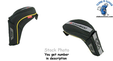Adams Idea Black Tour Super Hybrid wood Headcover