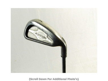 Callaway Steelhead X 14 Pro Series 4 Iron W Factory Steel Stiff