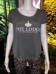 CoolLast Ladies Short Sleeve Tee - Gray Heather
