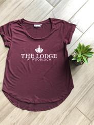 CoolLast Ladies Short Sleeve Tee - Shiraz