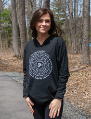 Lodge Immerse Be Spa'd Hooded Tee