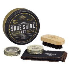 Gentlemen's Hardware - Travel Shoe Shine Tin