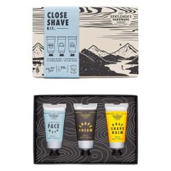 Gentlemen's Hardware - Close Shave Kit