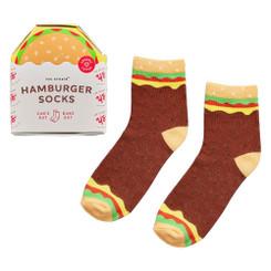 Yes Studio Organic Hamburger Socks