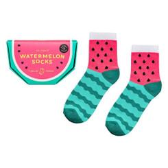 Yes Studio Organic Watermelon Socks