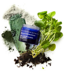 Watercress & Spirulina Detox Mask