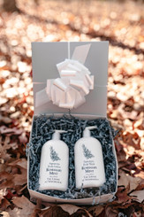 Rosemary Mint Holiday Box - Body Lotion & Body Wash