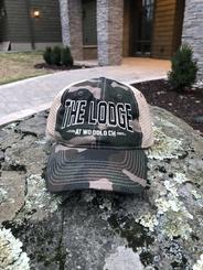 TLAW Trucker Hat - Camo
