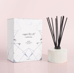 Volcano White Opal Gilded Reed Diffuser