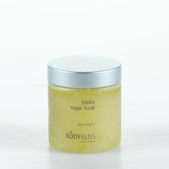 Radiant Organic Lemon & Amber Jojoba Sugar Scrub