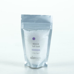Tranquil Stress Dissolving Mineral Salt Soak