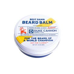 Duke Cannon - Best Damn Beard Balm