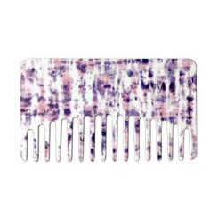Heather Daze Go-Comb   Plastic Wallet-Sized Comb