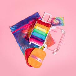 Wanderlust 7-Day Makeup Eraser Set
