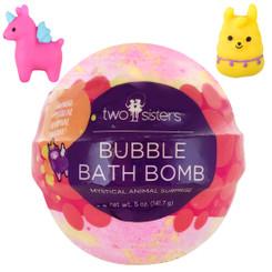 Mystical Animal Squishy Kids Toy Surprise Bubble Bath Bomb