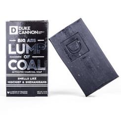 Duke Cannon - Lump of Coal Soap