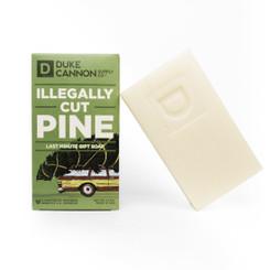 Duke Cannon - Illegally Cut Pine Soap