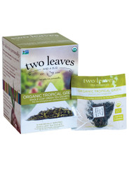 Two Leaves and a Bud - Organic Tropical Green Tea