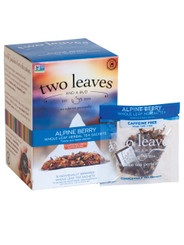 Two Leaves and a Bud - Alpine Berry Tea