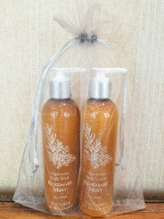 Rosemary Mint Bundle - Body Wash & Body Lotion