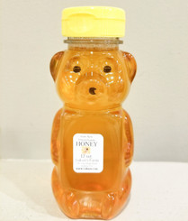 Lukan's Honey - 12 oz. Honey Bear