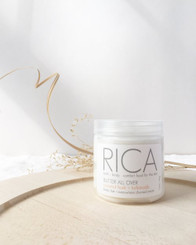 Rica Butter All Over Coconut Husk & Turbinado - Small
