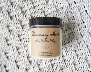 Rosemary Mint Shea Butter Whip - 4 oz.