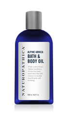 Alpine Arnica Bath & Body Oil