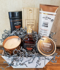 Basket of Bourbon (Cedar Products)