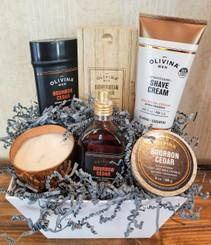 Basket of Bourbon (Cedar Products)