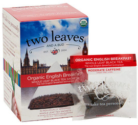 Two Leaves and a Bud - Organic English  Breakfast Tea