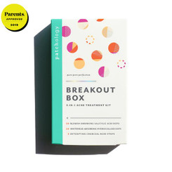 Breakout Box 3-In-1 Acne Treatment Kit