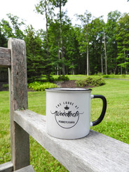 Camp Mug w. TLAW PA Logo - Black