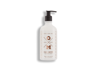 Oak Moss Goats' Milk Body Lotion - 12.5 oz