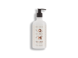 Oak Moss Goats' Milk Hand & Body Wash - 12.5 oz