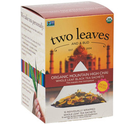 Two Leaves and a Bud -  Organic Mountain High Chai Tea