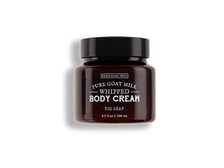 Fig Leaf Whipped Goat Milk Body Cream