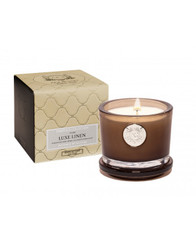 Luxe Linen Candle - Small