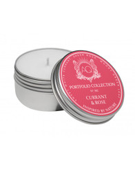 Currant & Rose Candle - Travel Tin
