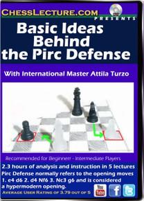Basic Ideas Behind the Pirc Defense