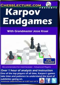 Karpov Endgames
