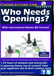Who Needs Openings?
