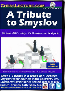 A Tribute to Smyslov