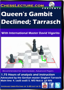 Queen's Gambit Declined; Tarrasch