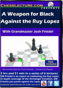 A Weapon for Black Against the Ruy Lopez