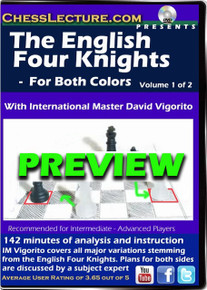 The English Four Knights Preview