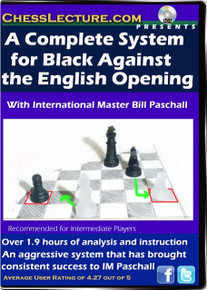 A Complete System for Black Against the English Opening