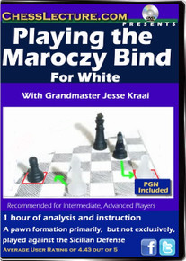 Playing the Maroczy Bind For White